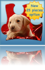 Bright Puzzles: Puppies