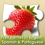 Bright Puzzles: Fruits